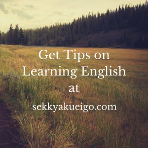 Get Tips on Learning English